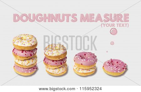 Doughnuts Measure Set