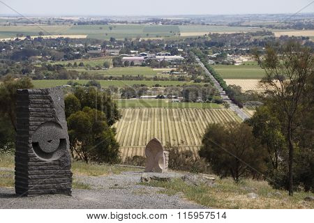 Barossa Scenic Viewpoint