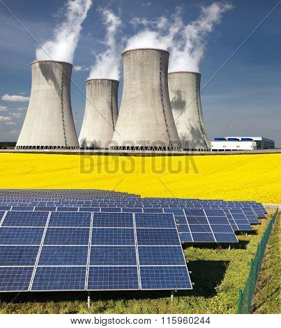 Three Possibility For Production Of Electric Energy