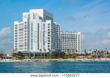 Beautiful resort in Cancun - Mexico
