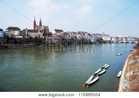 Spring Rhine