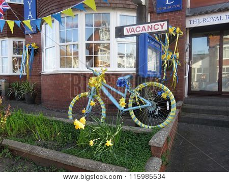 Tour De Yorkshire Celebrations 2015