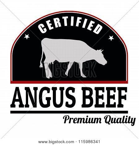Angus Beef Stamp