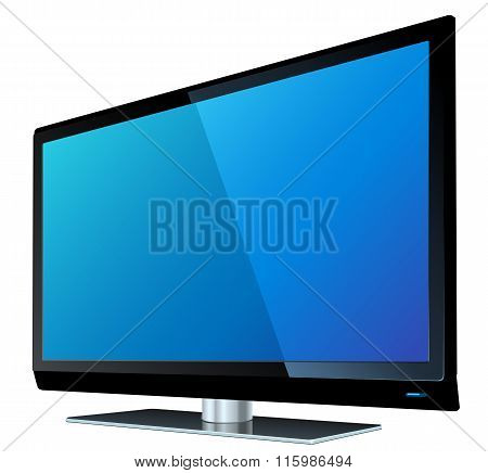 Flat screen tv lcd
