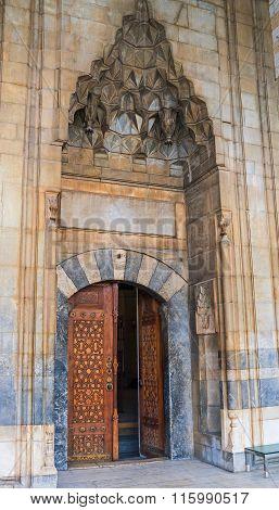 The Mevlana Mausoleum Visiting