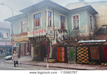 The Turkish Rugs