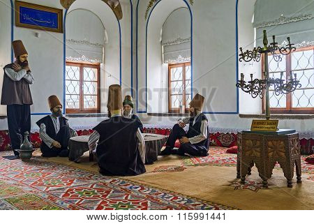 The Life Of Dervishes