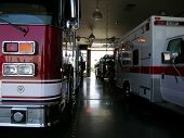 pic of firehouse  - burlington fire department - JPG