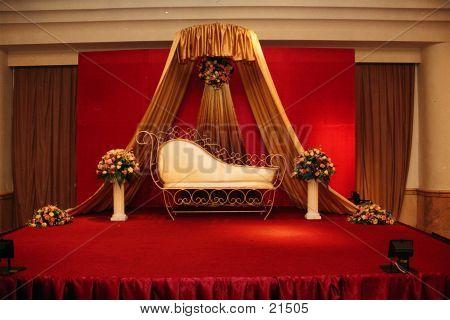 Bühne-Dekor