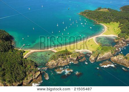 Roberton Island - Bay of Islands, New Zealand