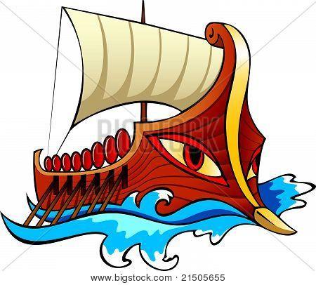 Nave griega antigua, Argo