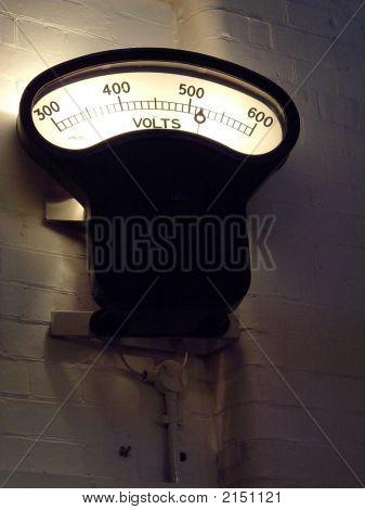 Big Voltmeter