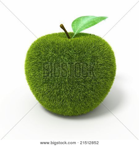 Grass Green Apple