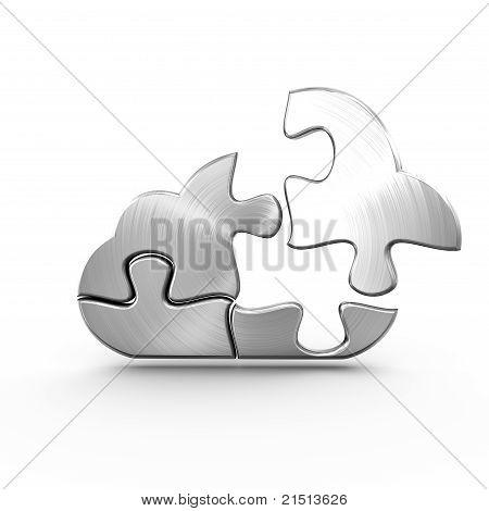 Construção de uma nuvem de computação