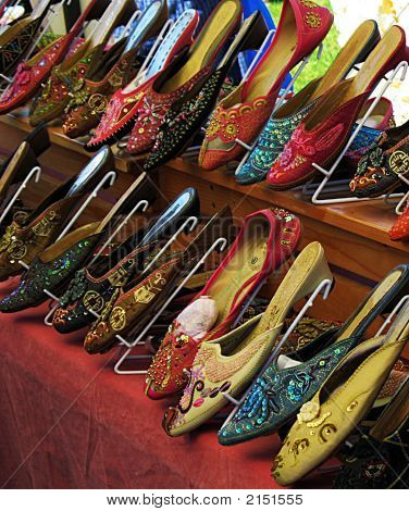 Thai Footwear Fashion