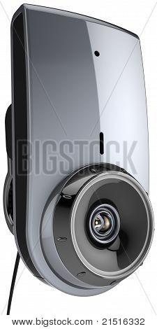 Internet web camera video communication