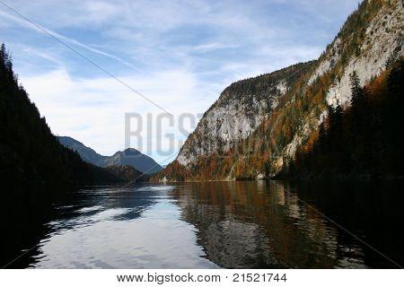 Mysterious Lake Toplitz, Austria