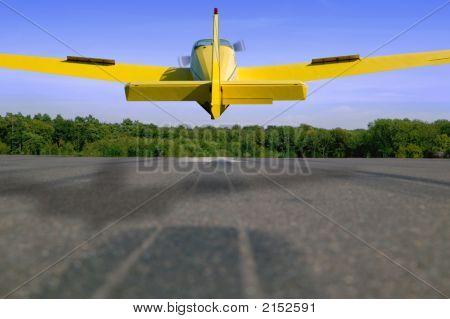 Aeronaves que aterricen