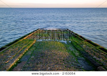 Cobbled Slipway
