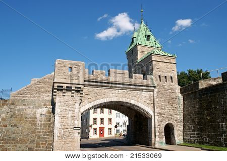 Porte Saint Louis Citygate, Quebec City
