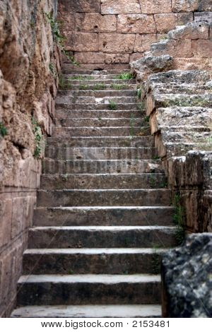 Delphi Stairs