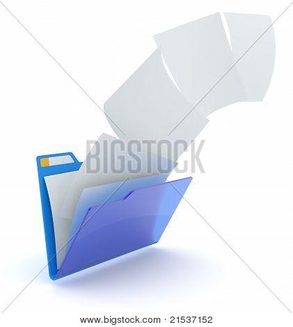 Files Uploading.
