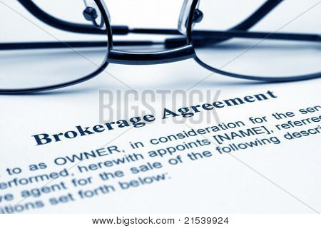 Contrato de corretaje