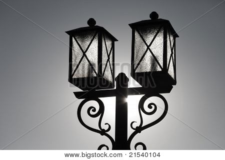 Street Light Lantern Lamp