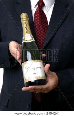 Champagne Presentation.