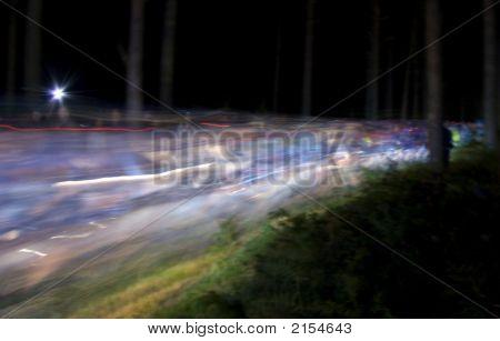 Mountain Bike Glow