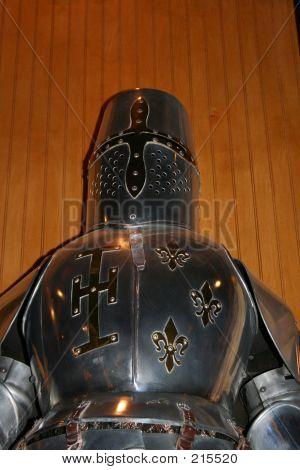 Knight On Guard