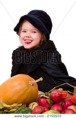 Witch And Her Harvest