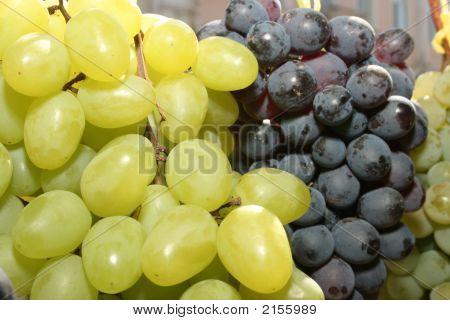 Racimo de uvas maduras 3