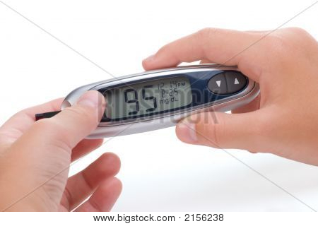 Glucose Level Blood Test