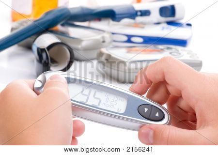 Progress In Glucose Level Blood Test Equipment