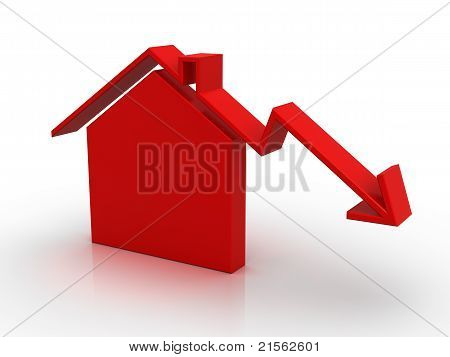 House Market Moving Down