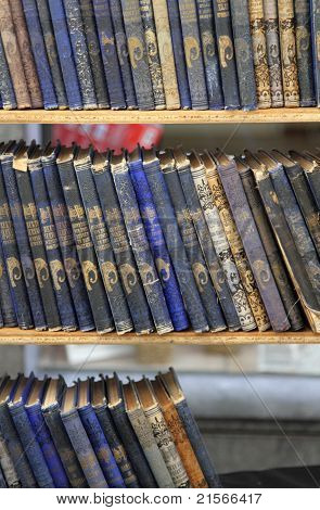 Second Hand Old Blue Books