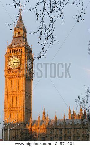 The London Big Ben