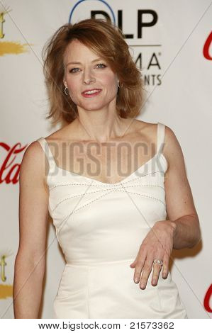 LAS VEGAS - MAR 13: Jodie Foster at the 2008 ShoWest Awards held at the Paris Hotel in Las Vegas, Nevada on March 13, 2008.