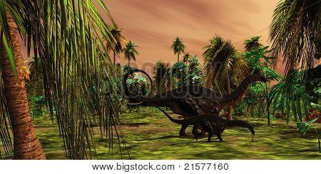 Apatasaurus Jungle