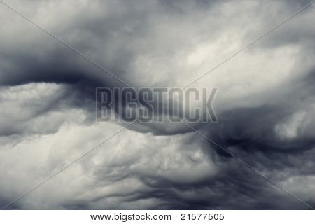 Stormy Clouds