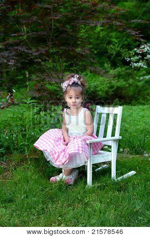 Hermoso niño hermoso mañana