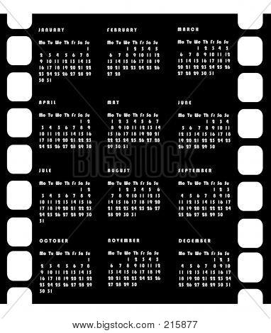 Calendar In Film