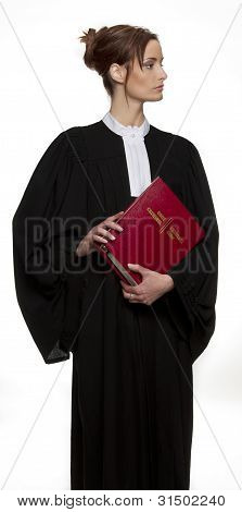 Statuesque Lawyer