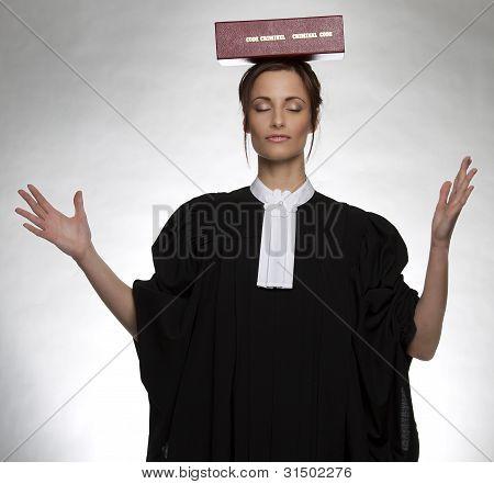 Blinde Justiz