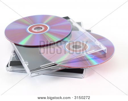 Cds With Jewel Cases