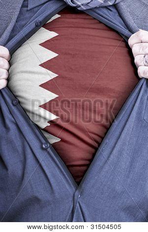 Qatari Businessman