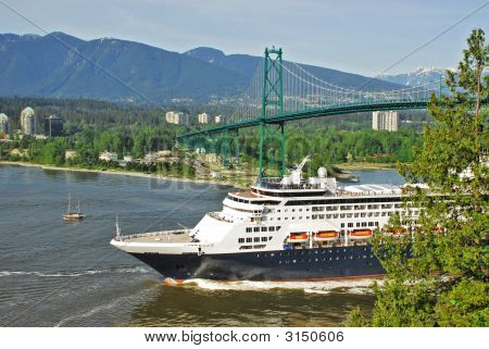 Ship By Lions Gate