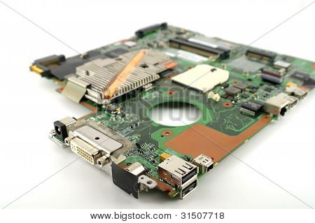Main Board For Notebook