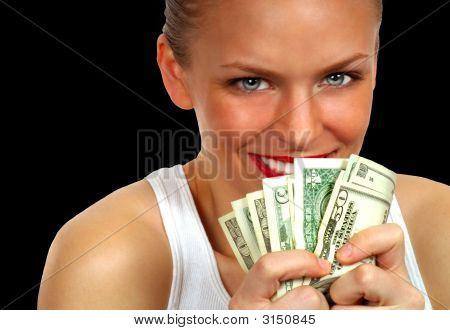 Mujer codiciosa